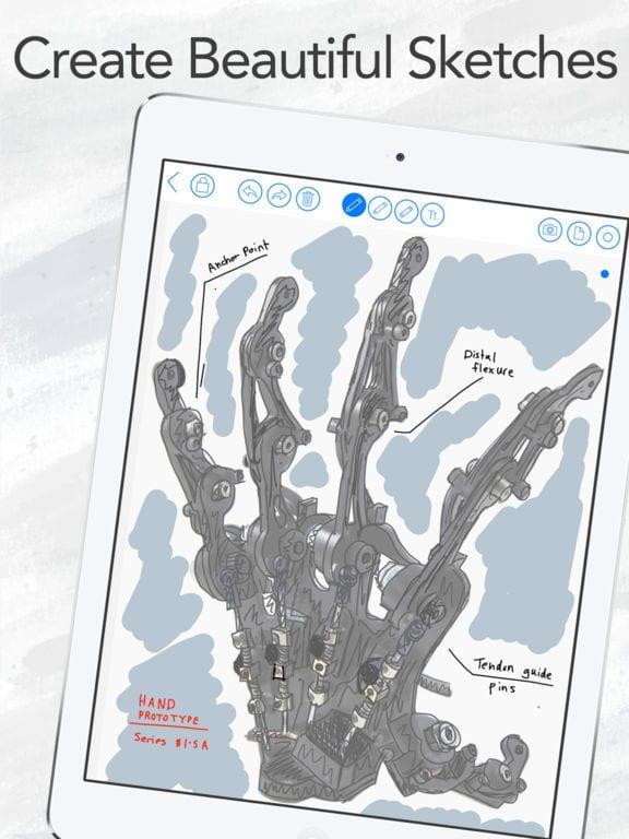 Draw Pad Pro - Zlacnené aplikácie pre iPhone/iPad a Mac #18 týždeň