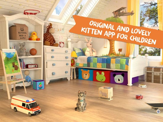 Little Kitten My Favorite Cat - Zlacnené aplikácie pre iPhone/iPad a Mac #19 týždeň