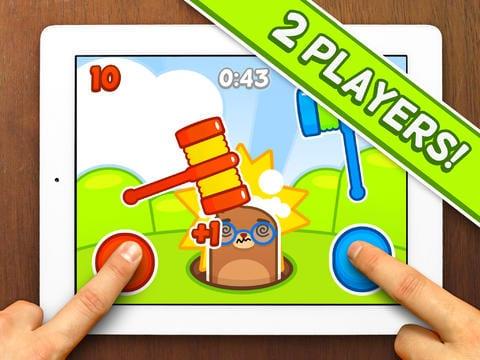 Mole Hammers - Zlacnené aplikácie pre iPhone/iPad a Mac #20 týždeň
