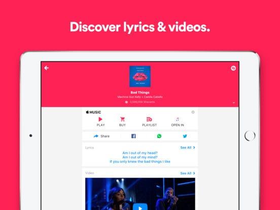 Shazam Encore - Zlacnené aplikácie pre iPhone/iPad a Mac #19 týždeň