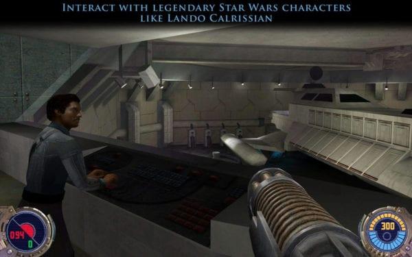 Star Wars Jedi Knight II Jedi Outcast 600x375 - Zlacnené aplikácie pre iPhone/iPad a Mac #18 týždeň