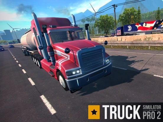 Truck Simulator PRO 2 - Zlacnené aplikácie pre iPhone/iPad a Mac #19 týždeň