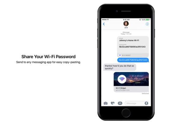 Wi Fi Widget - Zlacnené aplikácie pre iPhone/iPad a Mac #18 týždeň