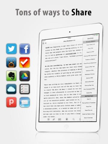 Write for iPad - Zlacnené aplikácie pre iPhone/iPad a Mac #19 týždeň
