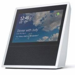 amazon echo show white2 240x240 - Amazon predstavil Echo Show, smart reproduktor s dotykovým displejom