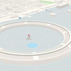 apple park maps 3d 240x240 - Apple Mapy teraz obsahujú 3D modely nového Apple Parku