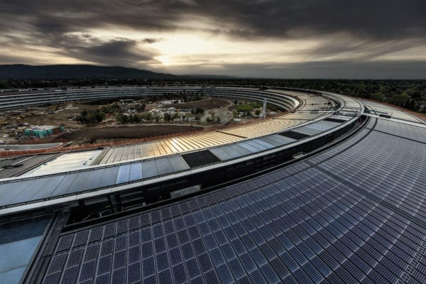 apple park wired feature 600x400 - Jaký má dopad stavba Apple Parku na okolní pozemky? Změnily se i ceny, nebo i něco jiného?