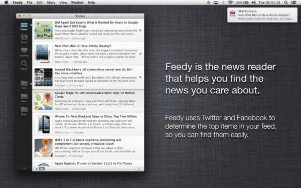 Feedy 600x375 - Zlacnené aplikácie pre iPhone/iPad a Mac #24 týždeň