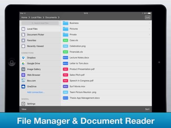 File Manager Pro App - Zlacnené aplikácie pre iPhone/iPad a Mac #24 týždeň