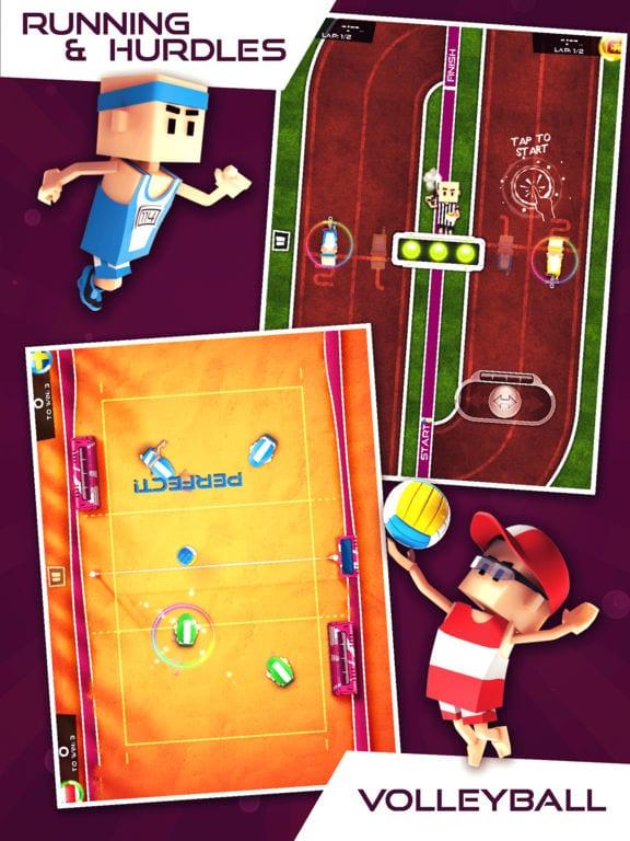 Flick Champions Summer Sports - Zlacnené aplikácie pre iPhone/iPad a Mac #24 týždeň