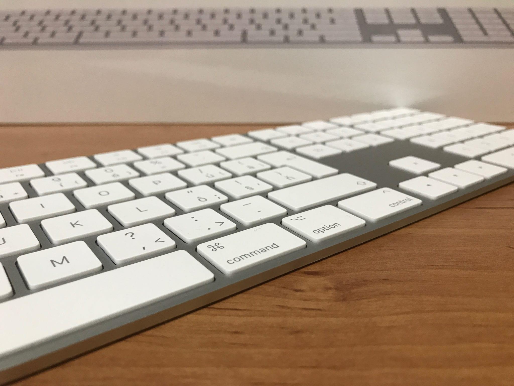 IMG 1700 - Recenzia: Magic Keyboard s numerickými klávesami