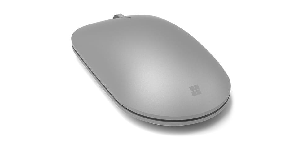 Microsoft Modern Mouse  - Microsoft predstavil bezdrôtovú klávesnicu s vlastnou obdobou Touch ID