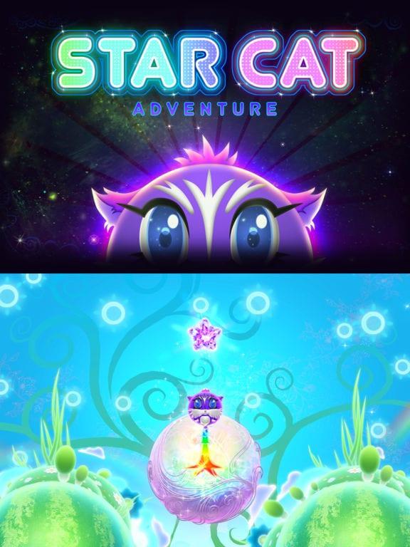 STAR CAT Adventure - Zlacnené aplikácie pre iPhone/iPad a Mac #24 týždeň