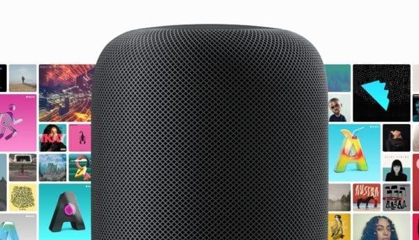 homepod album covers 600x344 - Apple odložil reproduktor HomePod na rok 2018
