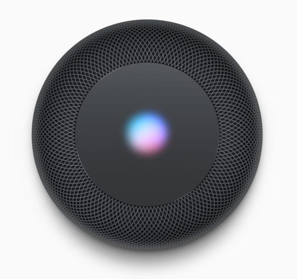 homepod siri interact 600x565 - Apple plánuje v roku 2019 uviesť na trh nový HomePod, AirPods aj nové over-ear slúchadlá