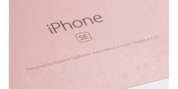 iPhone SE Indie 600x300 - iPhone SE čaká mierny upgrade, má byť dostupný už budúci rok