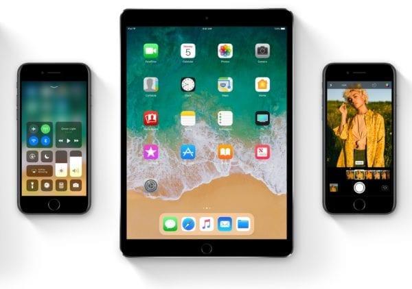 ios 11 ipad iphone 600x422 - V iOS 11 je sdílení hesla k Wi-Fi s práteli jednodužší než kdy dříve