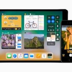 ios 11 ipad iphone devices 1 240x240 - Apple vydal iOS 11.0.2, opravuje praskanie slúchadla na iPhone 8