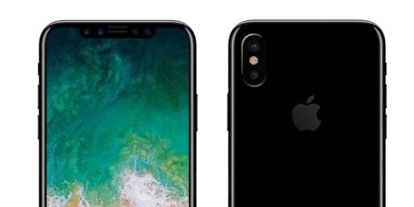 iphone 8 3d sensor 2 600x300 - Dodavatel pro Apple Largan potvrzuje, že začne vyrábět 3D kamery