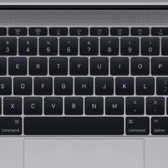 macbook butterfly keyboard 240x240 - Apple čelí už druhej žalobe za nefunkčné klávesnice