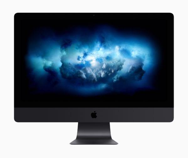new 2017 imac pro dark grey front 600x507 - iMac Pro bude podporovať Hey Siri, umožní to vstavaný A10 Fusion čip