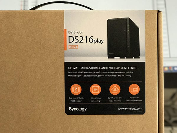 synologyDS216play 5 600x450 - Recenzia: Synology DiskStation DS216play