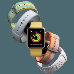 watch os new bands one 240x240 - Apple Watch dostanú s watchOS 4 desiatky nových tréningových módov