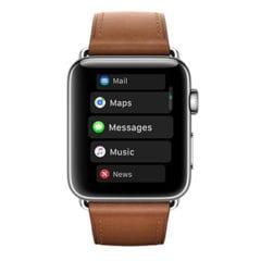 watchOS 4 List View 240x240 - Apple právě vydal třetí beta verzi watchOS 4 pro vývojáře