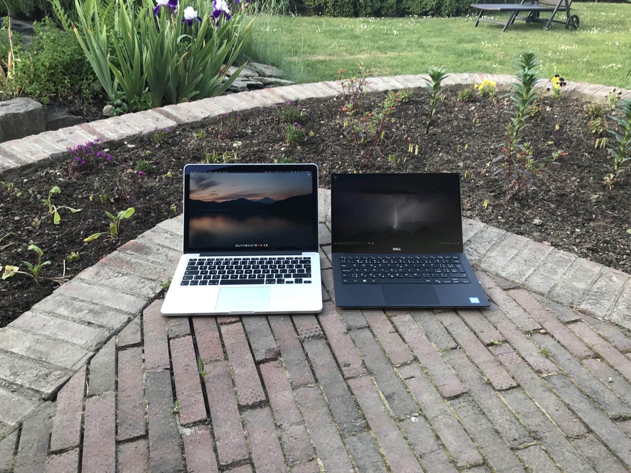 IMG 5258 - Recenze Dell XPS13 Touch: aneb když má MacBook Pro konkurenci