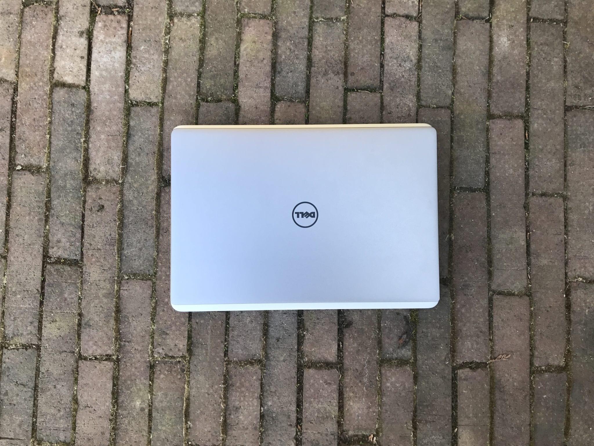 IMG 5260 - Recenze Dell XPS13 Touch: aneb když má MacBook Pro konkurenci