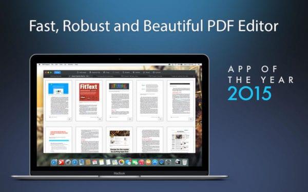 PDF Expert 600x375 - Zlacnené aplikácie pre iPhone/iPad a Mac #30 týždeň