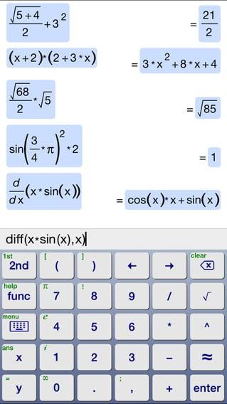 Symbolic Calculator - Zlacnené aplikácie pre iPhone/iPad a Mac #30 týždeň