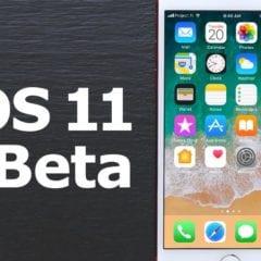 iOS 11 beta 240x240 - Jaké změny přinesl iOS 11 beta 3? Jenom opravy chyb, nebo i nové funkce?