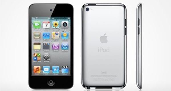 """iPod Touch 600x319 - iPhone 8 by měl být dostupný ve čtyřech barvách včetně nové """"zrcadlové"""""""