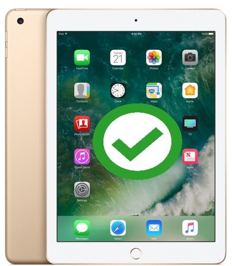 ipad wifi select gold 201703 GEO US - Ktoré zariadenia iOS od Apple sa teraz oplatí kúpiť a ktoré nie? – 1. časť