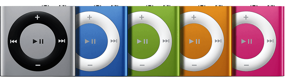 ipod shuffle 4th gen - Apple skončil s predajom iPod Nano a iPod Shuffle