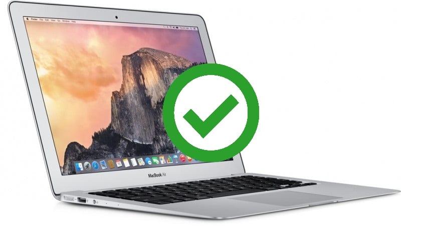 macbook air yosemite 800x450 - Ktoré zariadenia macOS od Apple sa teraz oplatí kúpiť a ktoré nie? – 2. časť