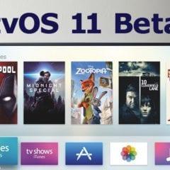 tvOS 11 beta 240x240 - Apple vydal i třetí betu tvOS 11 pro vývojáře