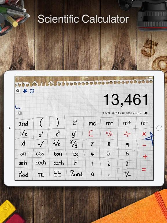 Calculator Pro for iPad - Zlacnené aplikácie pre iPhone/iPad a Mac #32 týždeň