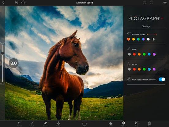 Plotagraph - Zlacnené aplikácie pre iPhone/iPad a Mac #32 týždeň