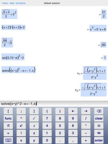 Symbolic Calculator - Zlacnené aplikácie pre iPhone/iPad a Mac #33 týždeň
