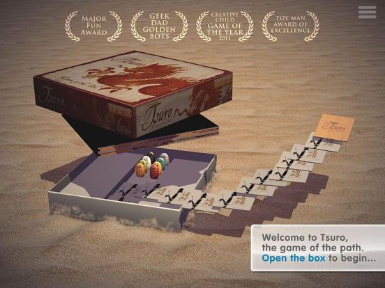 Tsuro The Game of the Path - Zlacnené aplikácie pre iPhone/iPad a Mac #33 týždeň
