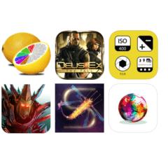 37 tyzden 1 1 1 1 240x240 - Zlacnené aplikácie pre iPhone/iPad a Mac #37 týždeň