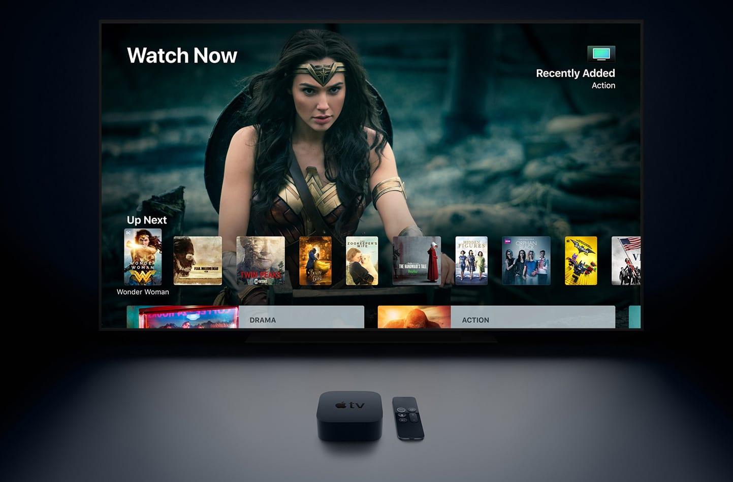 4k screen and appletv - Apple vydal tvOS 11.2 (beta 2) pre verejných beta testerov