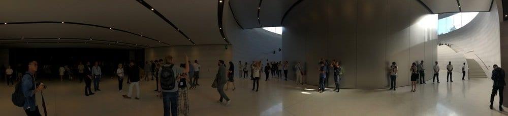 Apple Special Event 18 - Podívejte se jak to vypadá v Apple parku a Steve Jobs Theater těsně před eventem