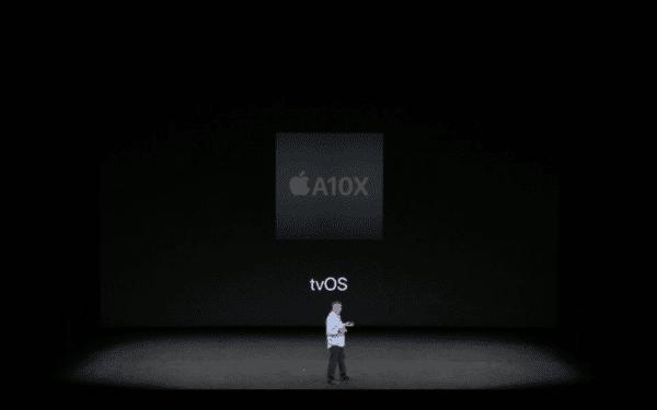 Apple TV A10X