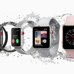 Apple Watch Series 3 240x240 - watchOS získal menšiu aktualizáciu na verziu 4.2.3