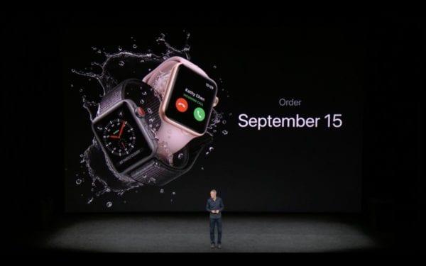 Apple Watch Series 3 6 600x375 - Apple právě představil Apple Watch Series 3 s velkými novinkami