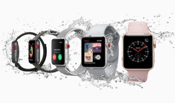 Apple Watch Series 3 600x354 - watchOS získal menšiu aktualizáciu na verziu 4.2.3