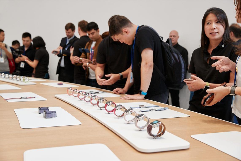 Apple foto 8 - Apple sdílel své vlastní fotky ze včerejšího Apple Special Eventu